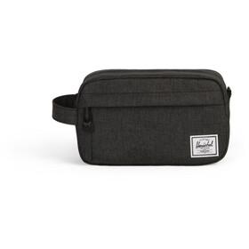 Herschel Chapter Carry On Travel Kit, black crosshatch